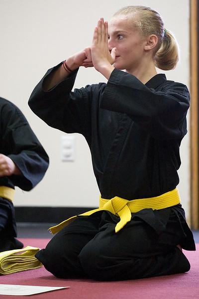 Beginner Testing - Moore's Karate Atwater