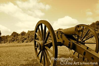 Civil War Battlefields 7/ 2013