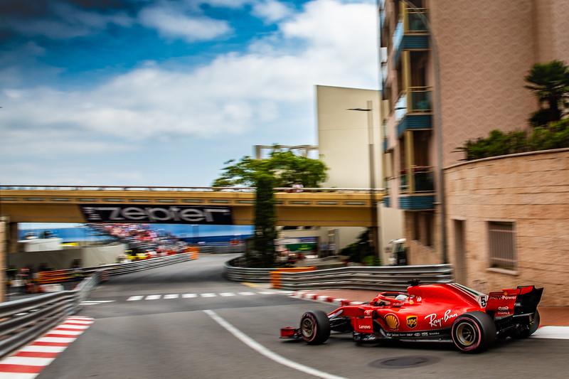 F1, 2018, Monaco GP, FP1