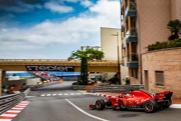 2018, F1, Round 6, Monaco GP, Monte Carlo