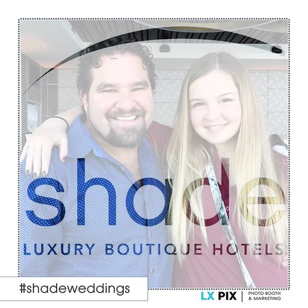 Shade Hotel Wedding Festival - Selfie Booth