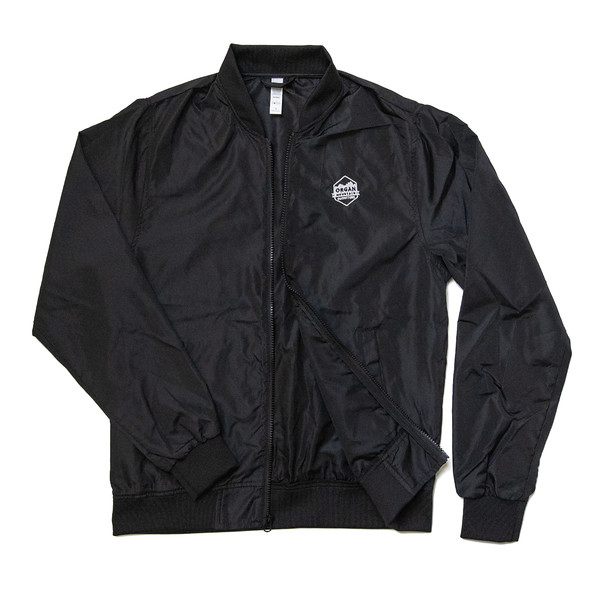 Organ Mountain Outfitters - Outdoor Apparel - Outerwear - Classic Lightweight Bomber Jacket - Black.jpg