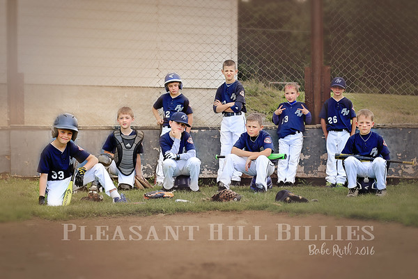 Pleasant Hill Billies  - Team B