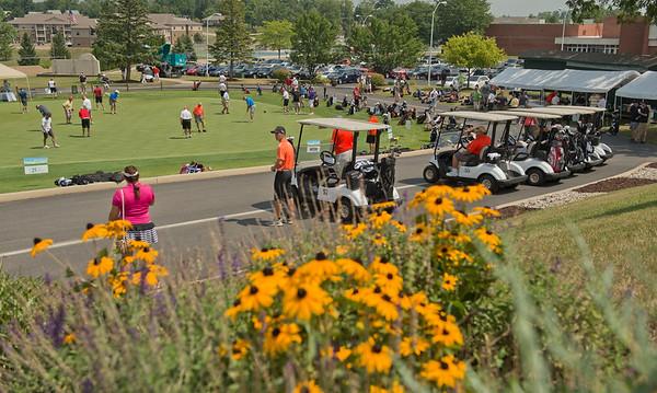 2016 Alumni & Friends Scholarship Golf Outing