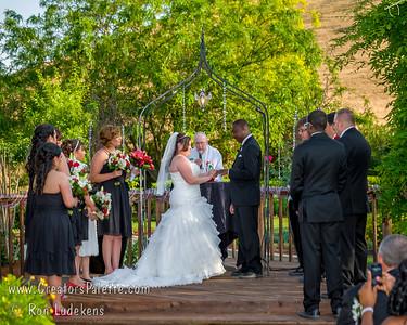 Heather & Khalfani Wedding Ceremony