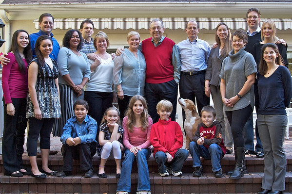 Lars Family Portraits
