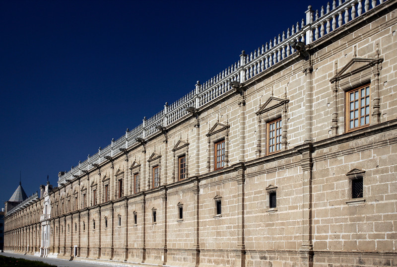 Parliament of Andalusia (Former Hospital of the Five Wounds), 16th century.