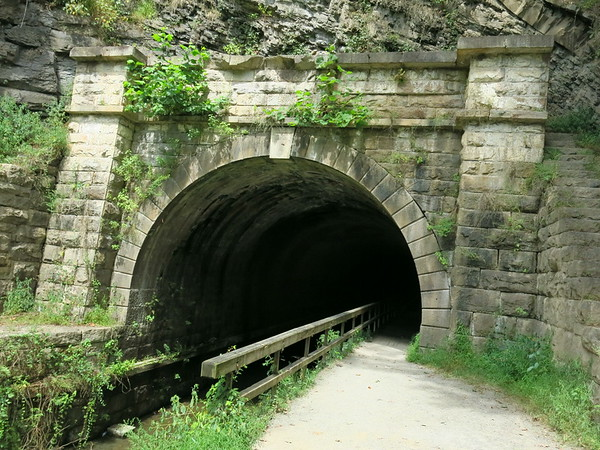 Day 3 pt 2 - Lock 71 to Paw Paw Tunnel