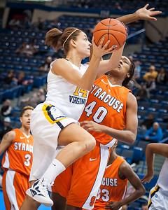 West Virginia Mountaineers vs Syracuse Orange
