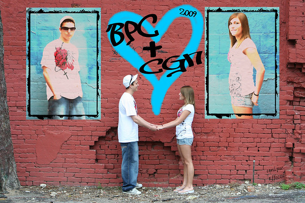 Brandon & Carissa