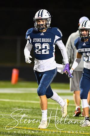 Football JV - Stone Bridge vs Broad Run 10.29.2018 (by Steven Holland)