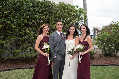 Lauren and Coda family