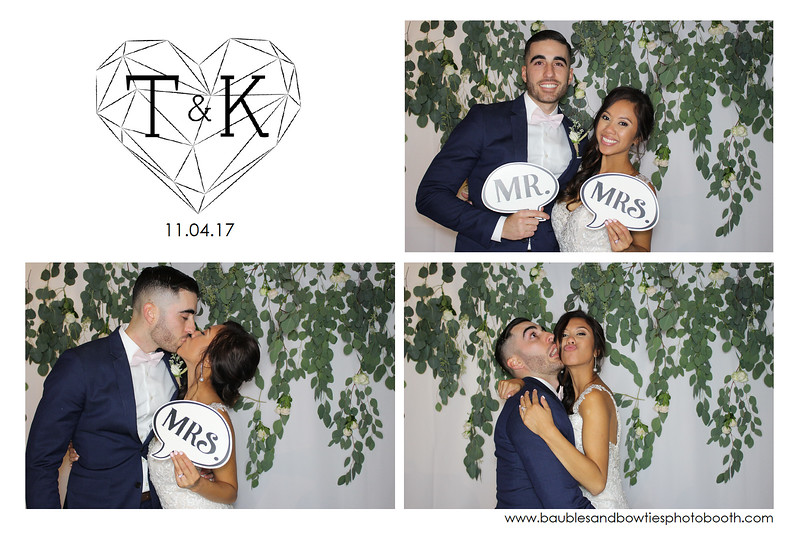 Kristina & Travis Wedding