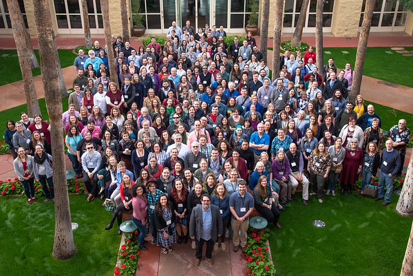 2019 - NISE Net Earth & Space Partner Meeting Tempe