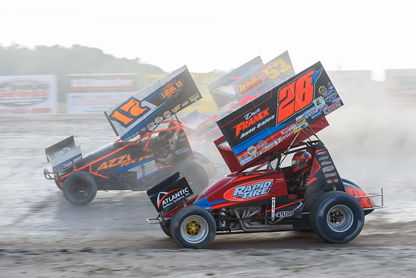 Franek Adds Support From Betts Garage Ahead of USCS Winter Heat Series