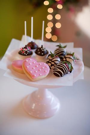 Cup Cake Bite - Valentine Promos