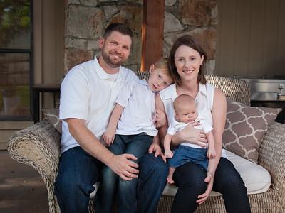 Walton Family Aug 2015