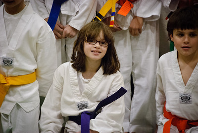2010 Dec - Tae Kwon Do
