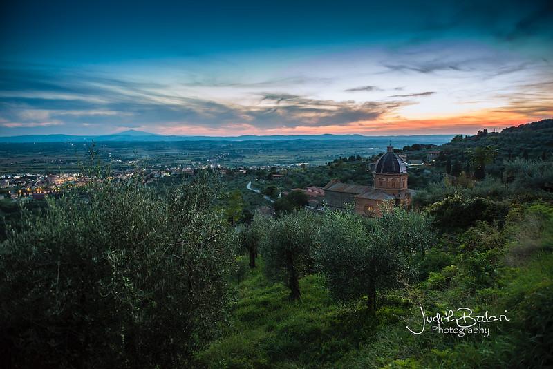 Cortona, Tuscany - Italy
