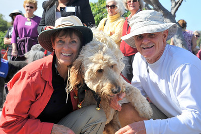 Poodle Day 2012-After the Parade