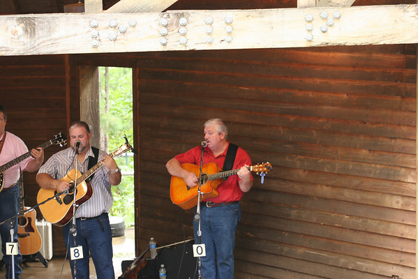 Bluegrass on the Mt. 2008