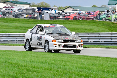 2020 SCCA TNiA Pitt Race Sept 30 Nov White Subi Rally