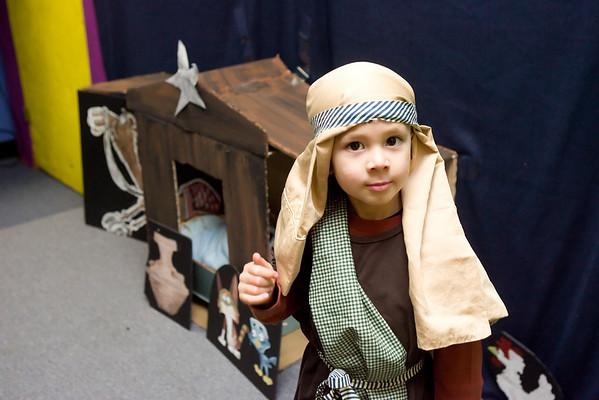 20091215 - Christmas Play