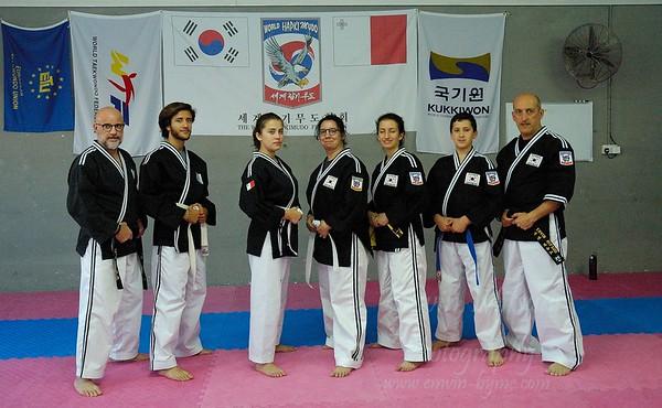 Hapkimudo Grading June 2019