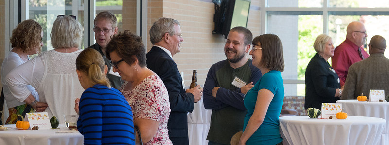 2016 New Faculty Reception