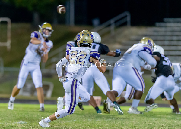 Broughton Varsity football at Southeast Raleigh. October 4, 2019. D4S_5249