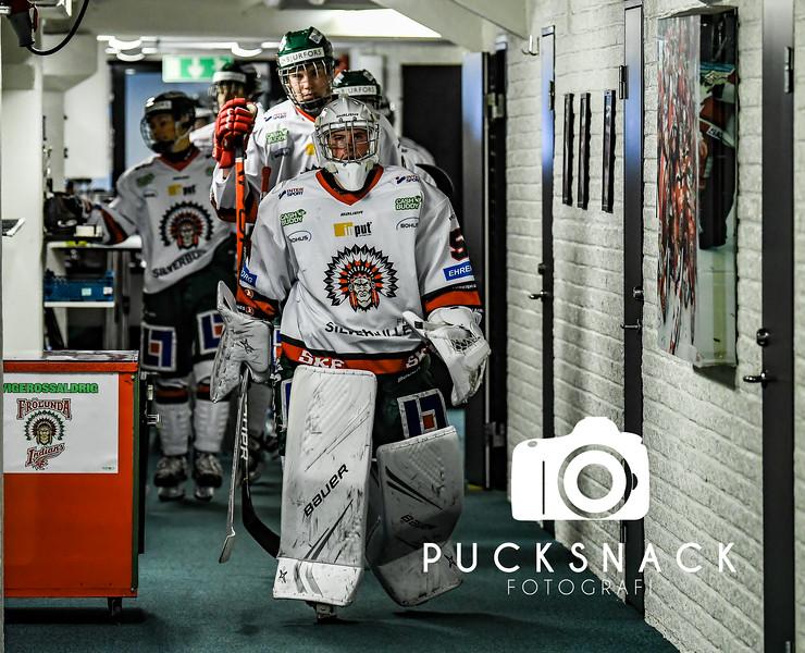 Försäsong J18: Frölunda HC - Klagenfurt EC 2019-09-07