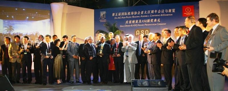 2010-3 ASQ Award Ceremony, Sanya, China, May 2010