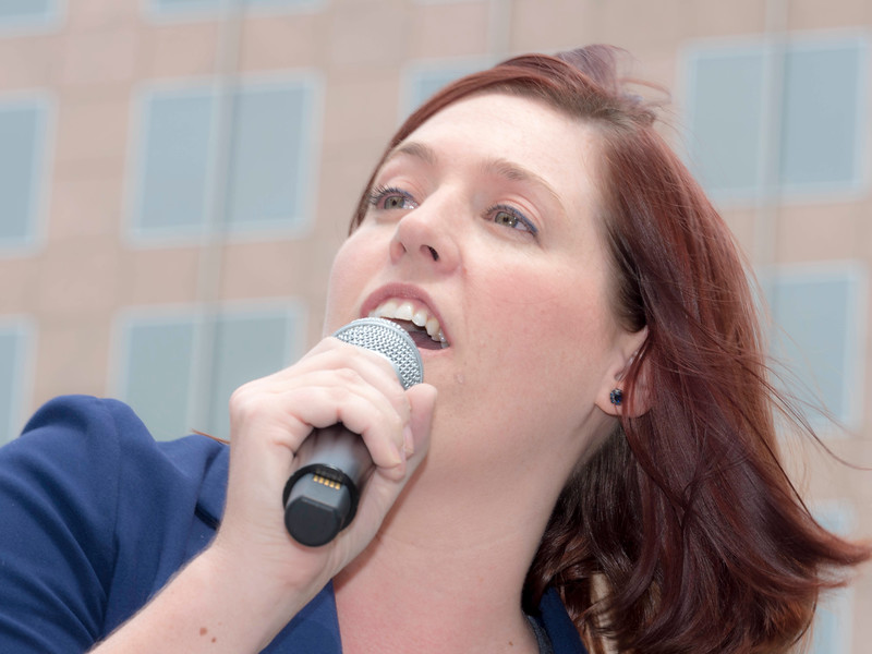 Tracey Van Houten, NASA Rocket Scientist