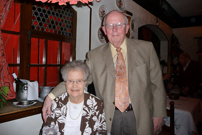 Happy 61st Wedding Anniversary: Helen and Bill
