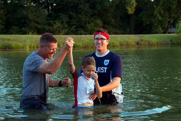 Baptism Peoria 6pm Aug 24, 2013