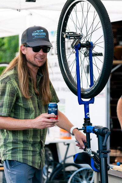 2019-07-07 Unicycle Cyclocross at NBB