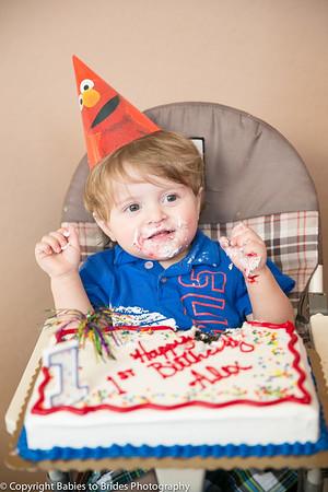 Alex 1st Birthday Party