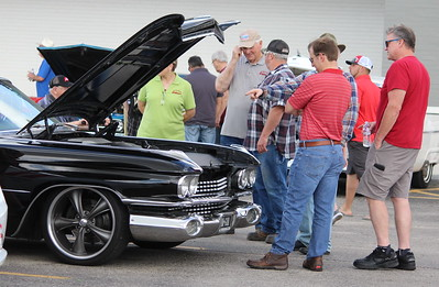 Shelby County Cruisers Spring Fling Car Show
