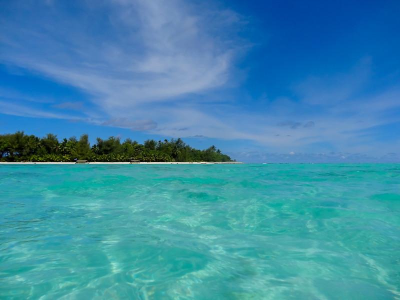 Muri Beach Lagoon Rarotonga