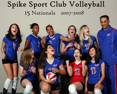 Spike Sport 15 National
