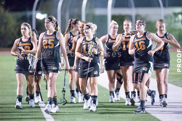 Women's Lacrosse vs Augustana (02-21-2017)