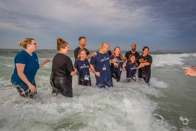 Fall Beach Baptism 2019