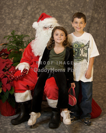 2009 Breakfast with Santa