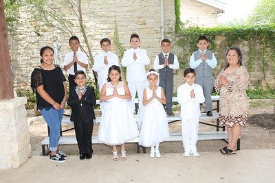 180428 130 Mass First Communion