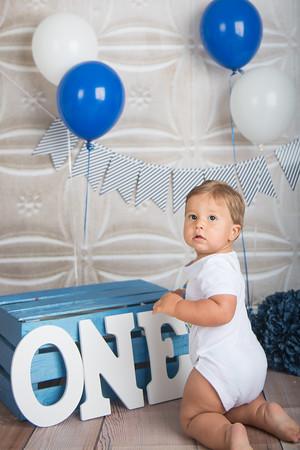 Caden turns 1
