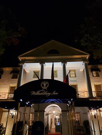 Williamsburg Inn, Williamsburg Lodge & Spa