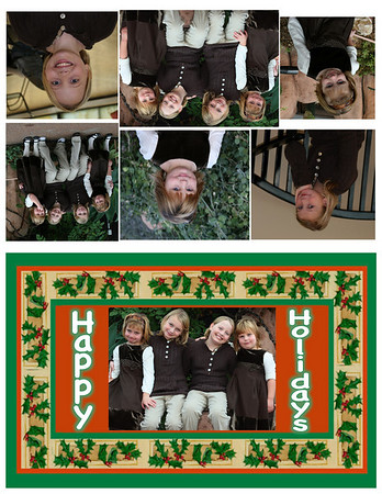 Bojarski Christmas Card 2008