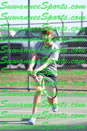 Suwannee High School Tennis - 2011
