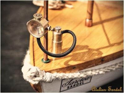 Saroléa boat