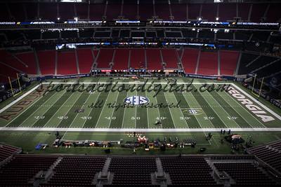 UGA v Auburn SEC Championship 12-2-17